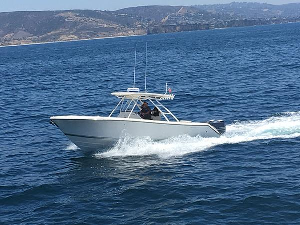 Pursuit S 280 Sport 28' Pursuit Running