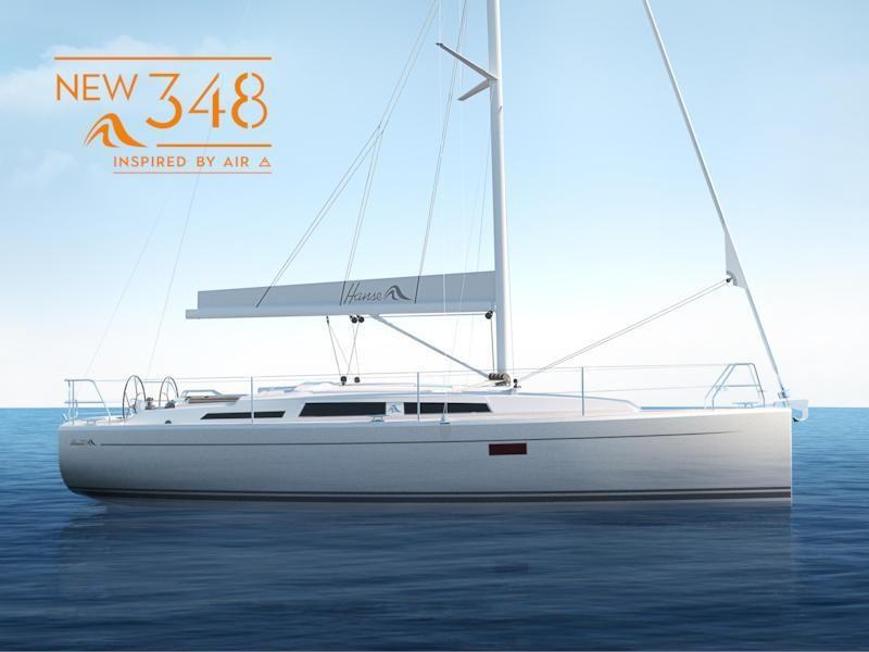 Hanse Yachts 348Auslieferung Mai 2018