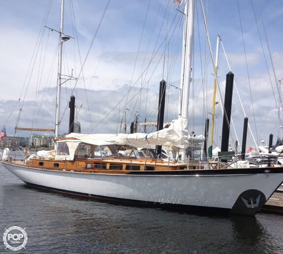 Dutch Built Custom 57 Aalsmeer 1962 Dutch Built 57 for sale in Port Ludlow, WA