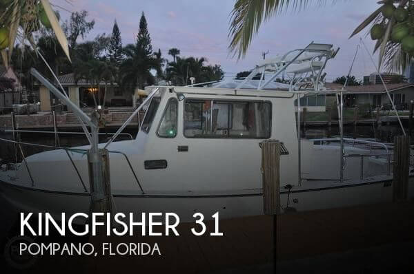 KingFisher 31 1986 Kingfisher 31 for sale in Pompano, FL
