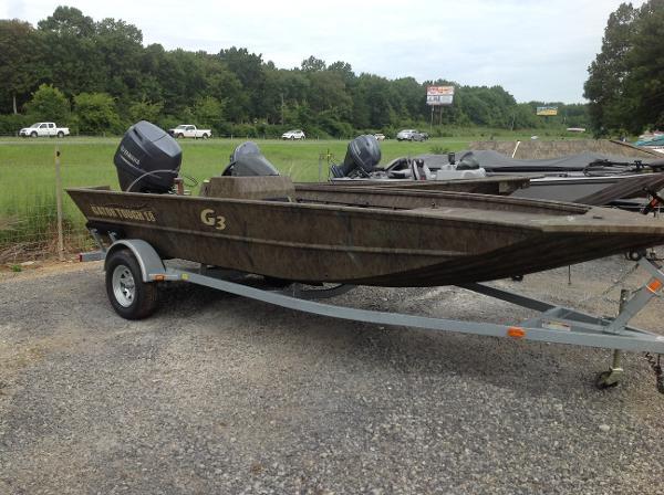 G3 Boats 1860 SC