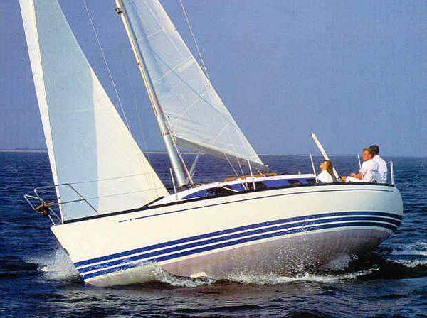 X-Yachts 332 X 332 Sailing