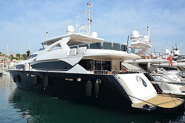 Sunseeker 34M Yacht ESTERNO 1