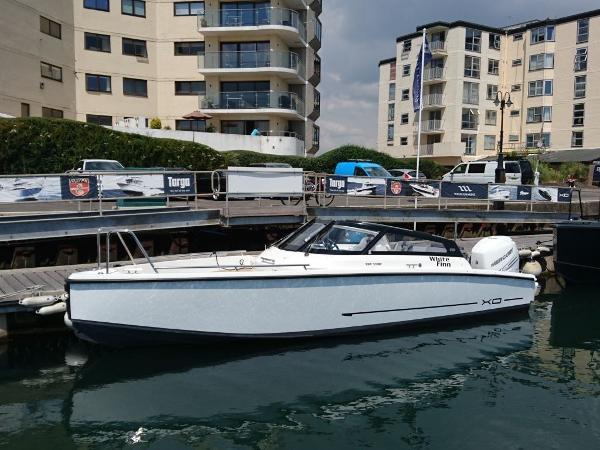 XO Boats 250