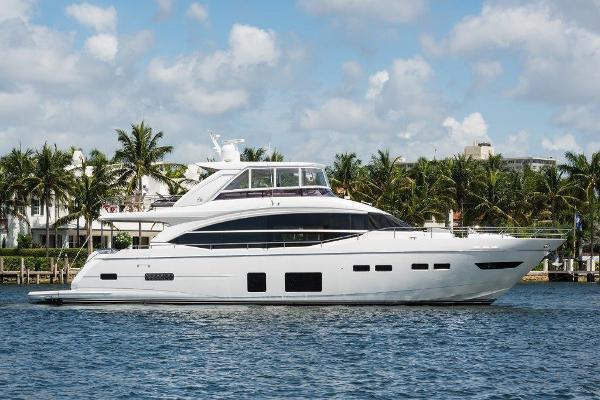 Princess 75 Motor Yacht 2017 75 Princess