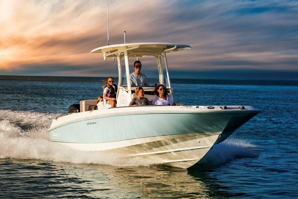 Boston Whaler 270 Dauntless Manufacturer Provided Image