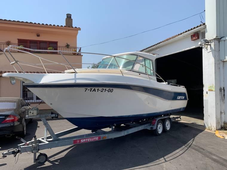 Faeton Yachts Faeton 730 Moraga
