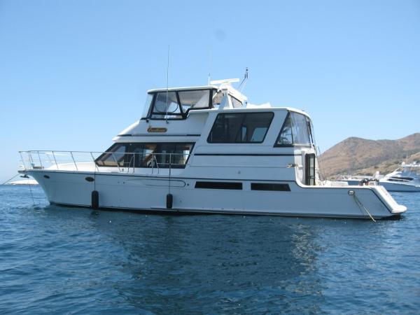 Del Rey Cockpit Motoryacht 57' Del Ray CPMY 1996