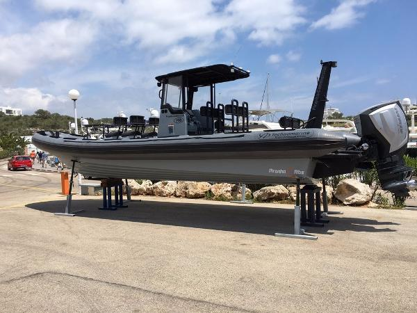 Piranha Ribs Techno Marine RIB P10