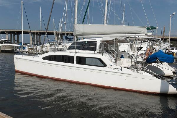 Seawind 1000 XL Profile