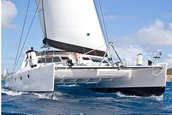 Voyage Yachts 520 Manufacturer Provided Image
