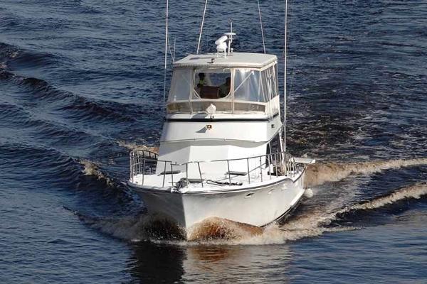 Symbol Yachts 44 Sportfisher