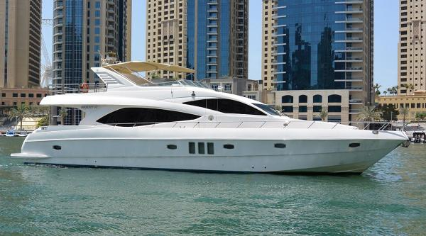 Gulf Craft Majesty 77