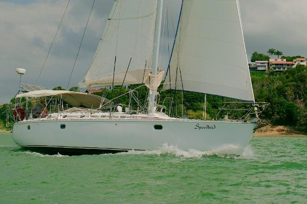 Jeanneau International 50