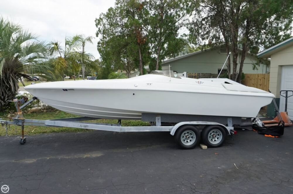 Wellcraft Scarab 22 1995 Wellcraft 22 Scarab for sale in Saint Petersburg, FL