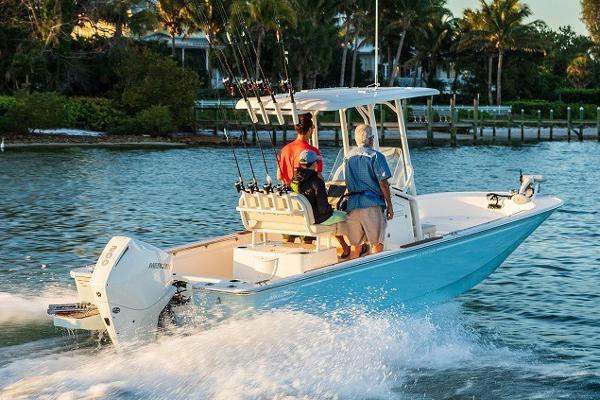 Boston Whaler 210 Montauk Manufacturer Provided Image
