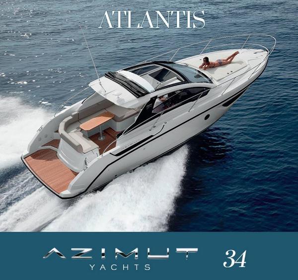 Atlantis 34 ATLANTIS 34