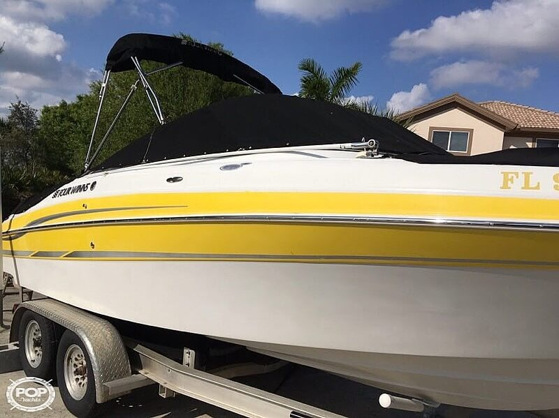 Four Winns 230 Horizon 2004 Four Winns 230 Horizon for sale in Bonita Springs, FL