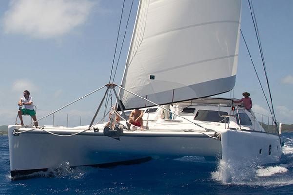Voyage Yachts 600 Manufacturer Provided Image