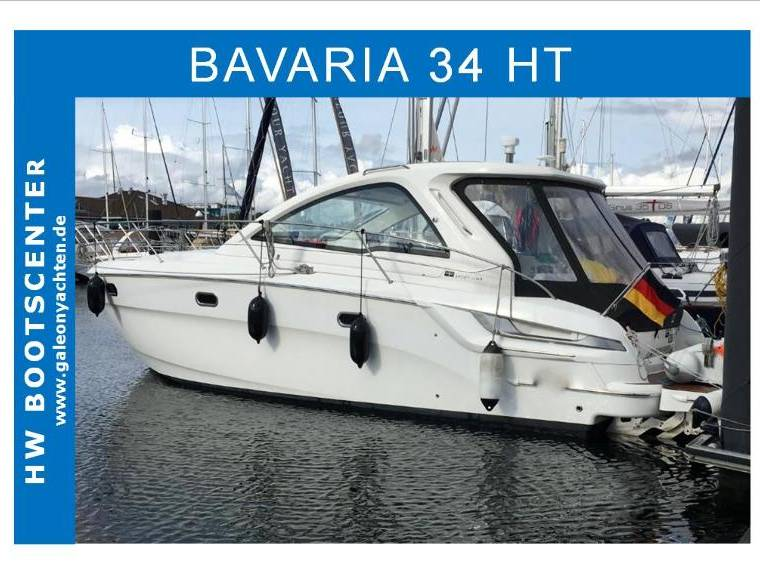 Bavaria Bavaria  34 HT  TOP EQUIPMENT