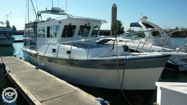Luhrs 30 Alura 1989 Luhrs 30 for sale in Oak Harbor, WA