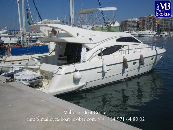 Ferretti Yachts 430 New listing: Ferretti 430 Fly in Spain/Ibiza
