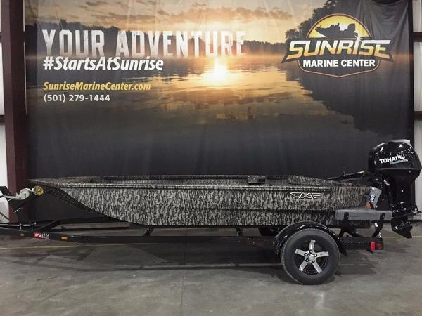 Edge Duck Boats Diamond Back 556