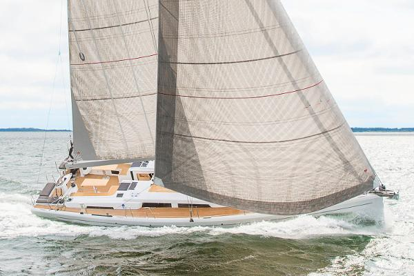 Hanse 548 Manufacturer Provided Image