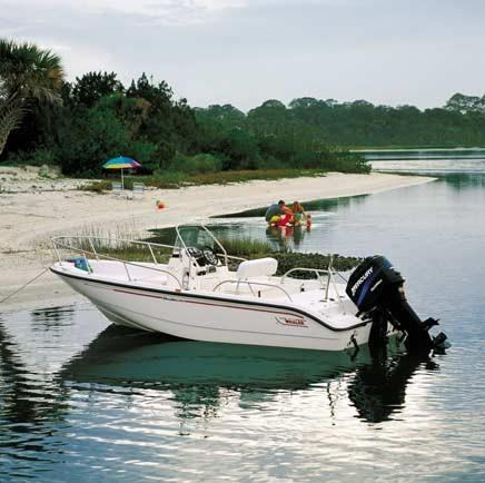 Boston Whaler 180 Dauntless Manufacturer Provided Image: 180 Dauntless