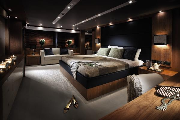 Sunseeker 115 Sport Yacht Owner's Stateroom