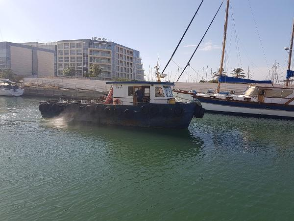 Custom Steel Work Boat 2006 11.5 meter Work Boat
