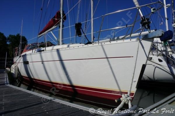 Beneteau Oceanis Clipper 361 BENETEAU OCEANIS 361 Clipper