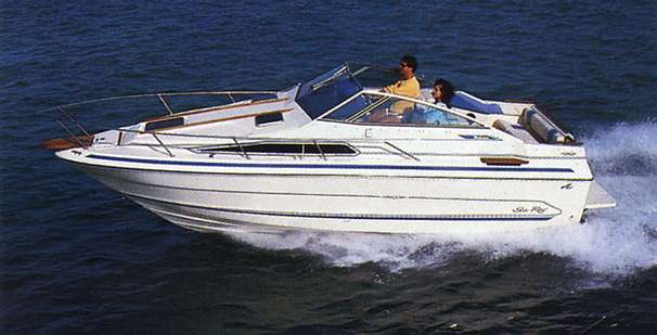 Sea Ray 230 Weekender Manufacturer Provided Image