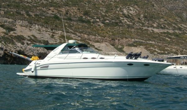 Sea Ray 370 Sundancer Photo 1