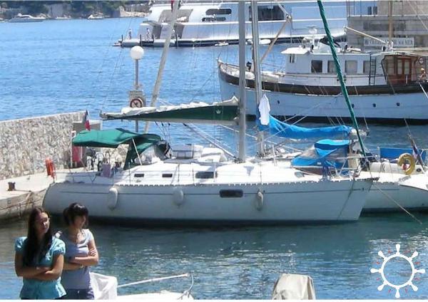 Beneteau Oceanis 321 oceanis321