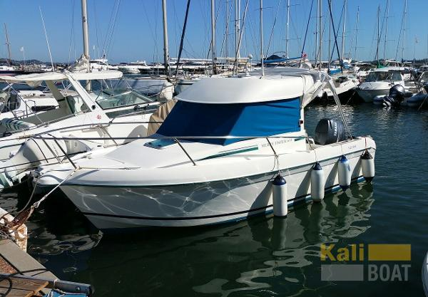 Jeanneau Merry Fisher 610 HB merry fisher 610