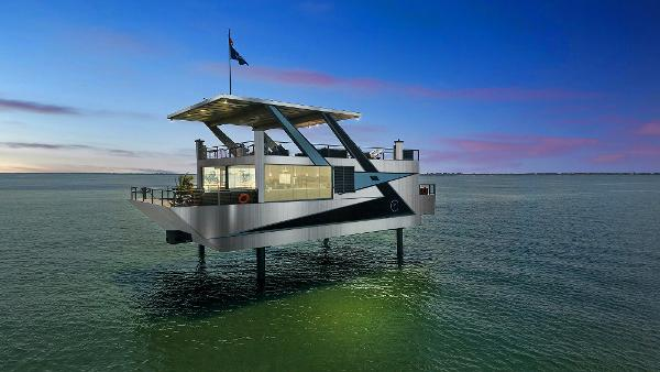 Mansion Yachts Cubic-Mansion Yacht