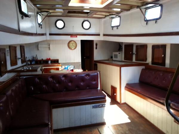 77' John Alden Passenger Schooner For Sale