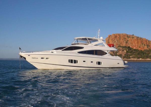Sunseeker 86 Motor Yacht Sunseeker Yacht 86-Main