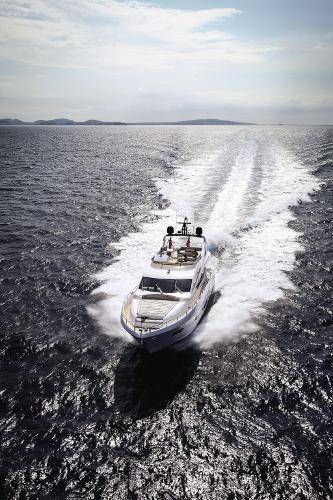 Sunseeker Manhattan 73 Bow
