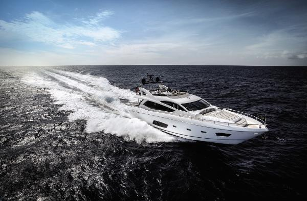 Sunseeker Manhattan 73 Manufacturer Provided Image: Sunseeker Manhattan 73