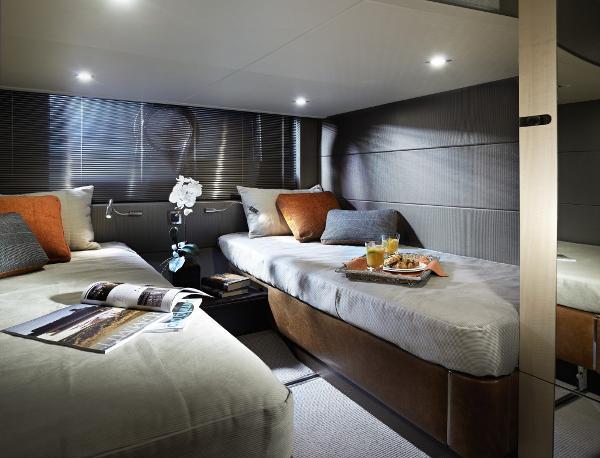 Sunseeker Portofino 40 Twin Cabin