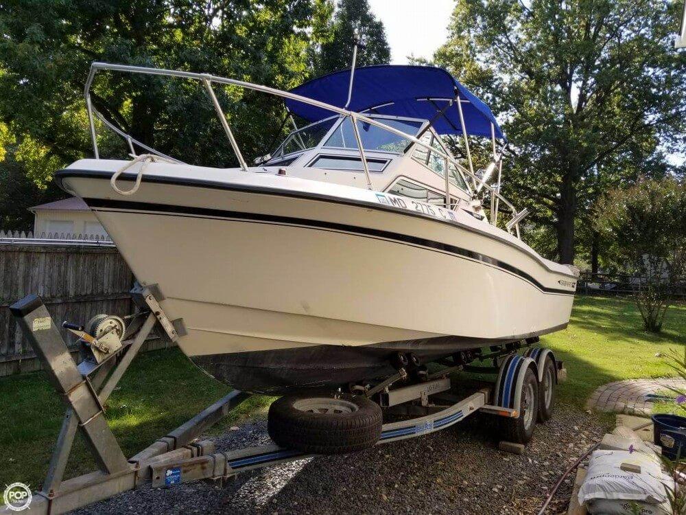 Grady-White Seafarer 22 1993 Grady-White 22 for sale in Stevensville, MD