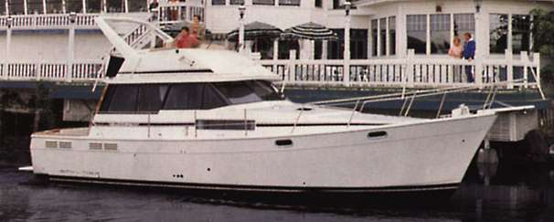 Bayliner 3888 Motoryacht Manufacturer Provided Image