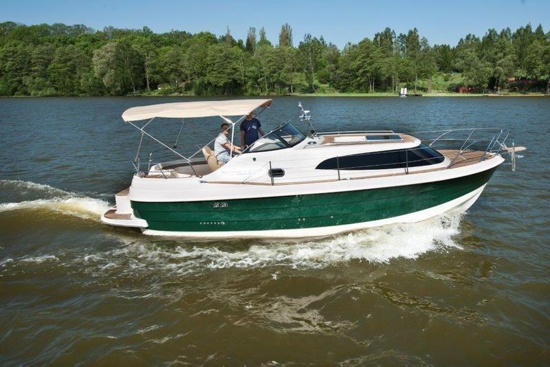 Aqua Royal NAVIGATOR 990 SPORTLINE DIESEL