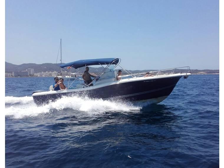 White Shark White Shark 265 Open