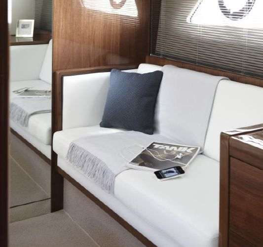 Aft Cabin Settee