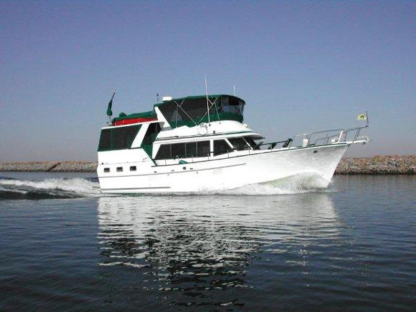 Sea Ranger   motoryacht Big Easy underway