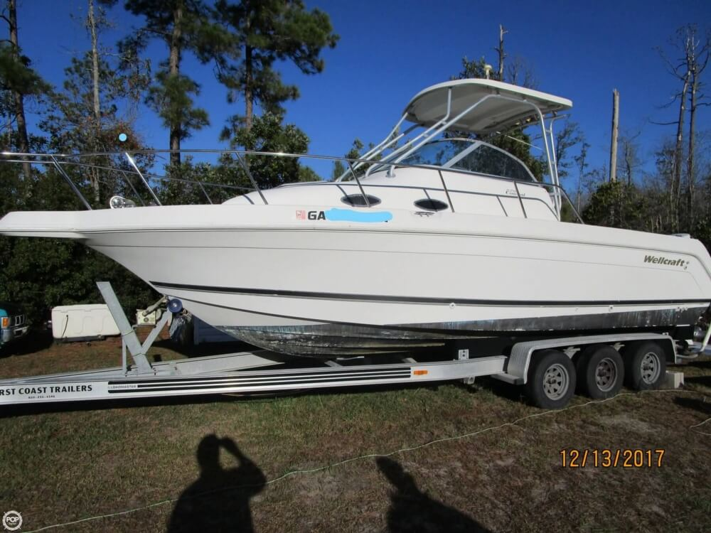 Wellcraft 270 Coastal 2000 Wellcraft 270 Coastal for sale in Jesup, GA