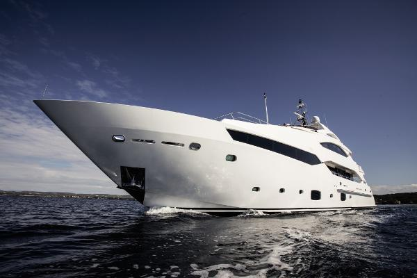 Sunseeker 40M Yacht Hull